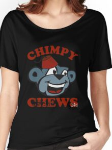 Chimpy Chews Women's Relaxed Fit T-Shirt