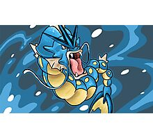 WATER SERPENT Photographic Print