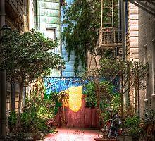 Urban garden of eden by Phil Scott