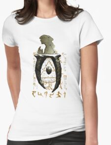 The Shadow Womens Fitted T-Shirt