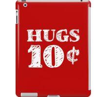 Valentine's Day Hugs 10 Cents iPad Case/Skin