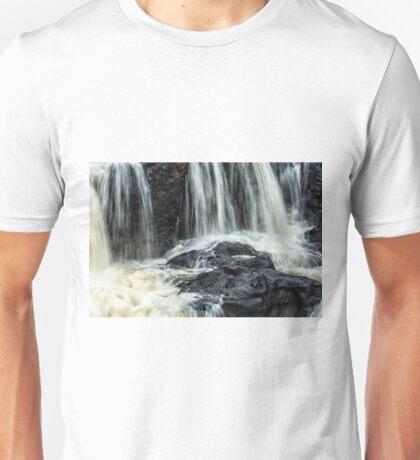 Iguazu Falls - Onto The Rocks Unisex T-Shirt