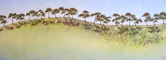Tree Line by Karsten Stier