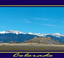 Colorado Morning by Holly Werner