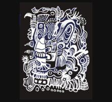 Draw II by Alejandro Silveira