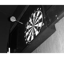Bulls Eye? Photographic Print