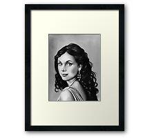 inara Framed Print