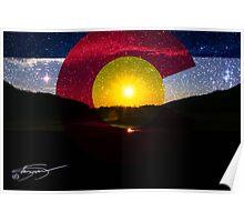 Colorado is Amazing Poster