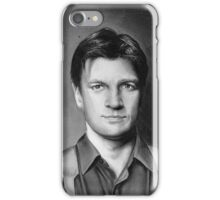 malcolm reynolds iPhone Case/Skin