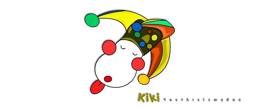 Kiki Clown  by Beo Lo