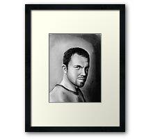 jayne cobb Framed Print