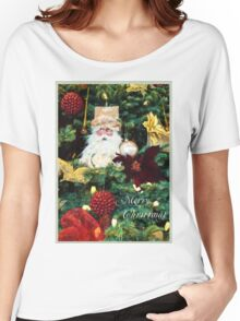 Tis The Season - Seasonal Art Women's Relaxed Fit T-Shirt