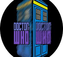 doctor who by paoloballe
