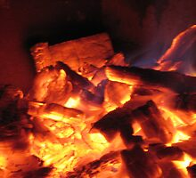 hot coals by theterminator