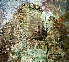 The Bayon by Chris Muscat