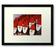 March of the Tomtar Framed Print