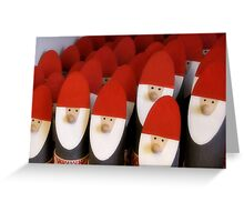 March of the Tomtar Greeting Card