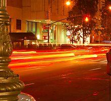 City of Lights III by John Pacifico