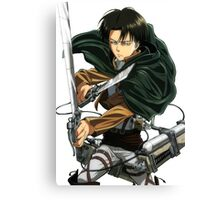 Levi Ackerman Canvas Print