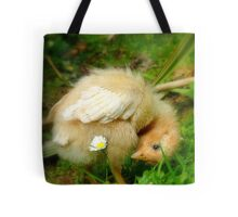 Whoops-a- Daisy! - Baby Chick - NZ Tote Bag