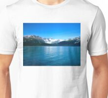 Mountains Over The Water Unisex T-Shirt