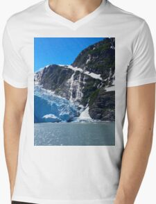 Different Waters Mens V-Neck T-Shirt