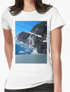 Different Waters Womens Fitted T-Shirt