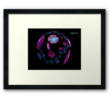 New Frontiers  Framed Print