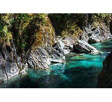 Turquoise Waters Photographic Print