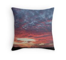 Kurri Sunrise Throw Pillow
