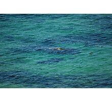 summer water off the vineyard Photographic Print