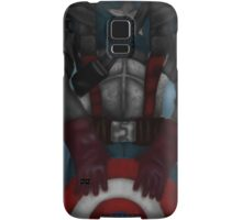 With Your Shield or Upon It Samsung Galaxy Case/Skin