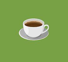 Green Coffee by Cynthia Meade