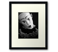 Mr Mime Framed Print