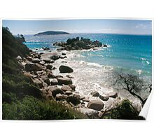 Fairy Cove - Wilsons Promontory Poster