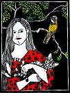 "Full Circle - Artist Palette Magazine NO.68 *NOW* by Belinda ""BillyLee"" NYE (Printmaker)"
