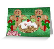 Christmas Treats Greeting Card