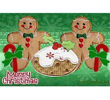 Christmas Treats Photographic Print