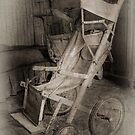The Stroller ~ Temora Museum NSW by Rosalie Dale