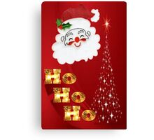 Ho Ho Ho !  Canvas Print