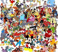 Disney by lividlivi