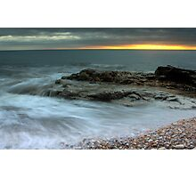 Waves Photographic Print