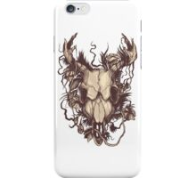 In the woods v.2 iPhone Case/Skin