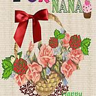 Birthday Card for Grandma by Ann12art