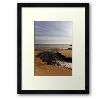 lambeth walk, st ives Framed Print