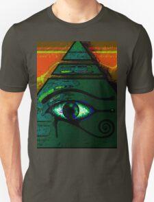 Mystical Egyptian Eye of Horus T-Shirt