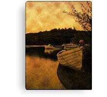 Loch Lomond Gloaming Canvas Print