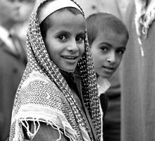 Arab Boys. by david malcolmson