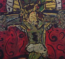 ABSTRACT JESUS by PETER JANUS