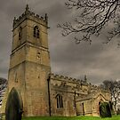 Village Church by Andy Harris
